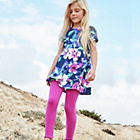 more details on Cherokee Girls Tunic and Leggings in Floral Print.