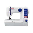 more details on Toyota JFS21 21 Stitch Sewing Machine - White.
