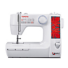 more details on Toyota Quiltmaster 226 26 Stitch Sewing Machine - White.