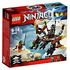 more details on LEGO Ninjago Coles Dragon Playset - 70599.