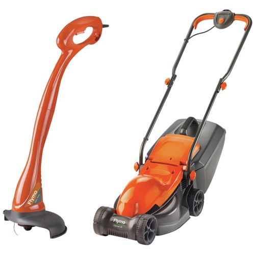 Flymo Lawnmower and Trimmer