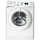 more details on Indesit Innex XWA 81482XW Freestanding Washing Machine White