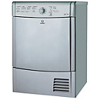 more details on Indesit IDCL85BHS Tumble Dryer - Silver.