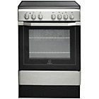 more details on Indesit I6VV2AX/ Freestanding Cooker - S/Steel
