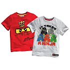 more details on LEGO Ninjago T‑Shirt 2 Pack.