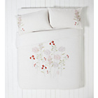 more details on Meadow Embroidered Bedding Set - Double.