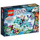 more details on LEGO Elves The Water Dragon Adventure Playset- 41172.