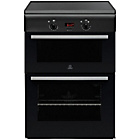 more details on Indesit ID6IVS2A/ Freestanding Cooker - Anthracite