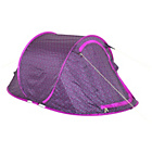 more details on Trespass 2 Man Print Pop Up Tent.