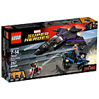 more details on LEGO Super Heroes Black Panther Pursuit - 76047.