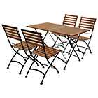 more details on Flora 4 Seater Dining Set.