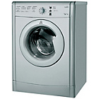 more details on Indesit Ecotime IDVL 75 B R S F/Standing Tumble Dryer Silver