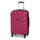 more details on IT Luggage Expandable Duralition 4 Wheel Suitcase - Small.