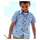 more details on Cherokee Boys Fashion Palm Tree Short Sleeve Shirt.