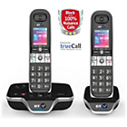 more details on BT 8600 Cordless Telephone with Answer Machine - Twin.