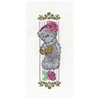 more details on Me to You Vintage Rose Bookmark Cross Stitch Kit.