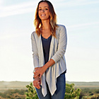 more details on Cherokee Women's Waterfall Cardigan.