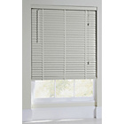 more details on Heart of House Elliott 50mm Wooden Tape Blind - 2ft - Grey.