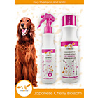 more details on Nooties Cherry Blossom Spritz and Shampoo for Dog and Cats.
