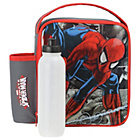 more details on Spiderman Lunch Bag and Bottle.