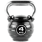 more details on Pro Fitness Kettlebell - 4kg.