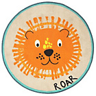 more details on Chad Valley Jungle Fun Lion Rug - 80x80cm.