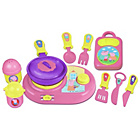 more details on Peppa Pig Dinner Set Playset.