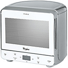 more details on Whirlpool Max 35WSL Standard Microwave - Silver.