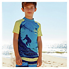 more details on Cherokee Boys' Surf Graphic Rash Vest.