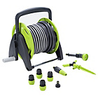 more details on Compact Hose Reel with Accessories - 25m.