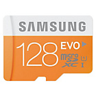 more details on Samsung 128GB Micro SD HC Class 10 EVO Flash Memory Card.