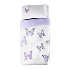 more details on HOME Butterfly Plum Bedding Set Bundle - Single.