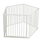 more details on Scandinavian Pet Pen with Wall Fittings.
