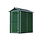 more details on Palram Skylight Plastic Shed - 6 x 4ft.