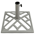 more details on Cast Iron Square Parasol Base.