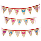 more details on DIY Creative Projects - Applique Bunting.