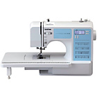 more details on Brother FS40 Sewing Machine with Extension Table - White.
