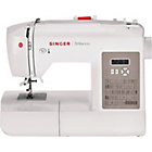 more details on Singer Brilliance 6180 80 Stitch Sewing Machine - White.