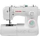 more details on Singer 3321 Talent 21 Stitch Sewing Machine - White.