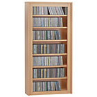 more details on 7 Tier CD and DVD Media Unit - Beech.