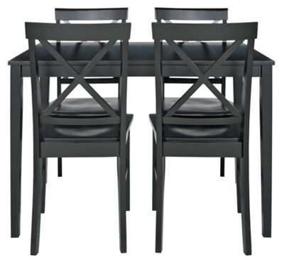 Buy HOME Jessie Dining Table and 4 Solid Wood Chairs  : 4602837RSETTMBampwid620amphei620 from www.argos.co.uk size 620 x 620 jpeg 33kB