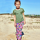 more details on Cherokee Girls' Hibiscus Print Trousers.