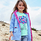 more details on Cherokee Girls Pretty Coat - 5-6 Years.