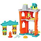 more details on Play-Doh Town Firehouse Playset.