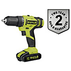 Guild 1.5AH Li-On Drill Driver with 2 Batteries - 18V