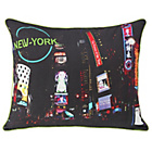 more details on Times Square Cushion.