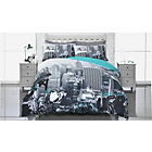more details on Uptown Graffiti Bedding Set - Kingsize.