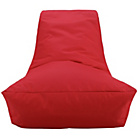 more details on Large Teenager Beanbag - Red.