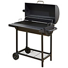 more details on American Style Smoker Charcoal BBQ.