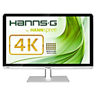more details on Hanspree 28 Inch Wide LED 4K Monitor with Speakers.